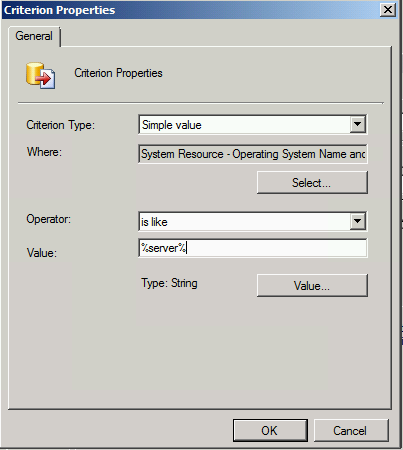 Create a limiting collection structure in SCCM 2012 2