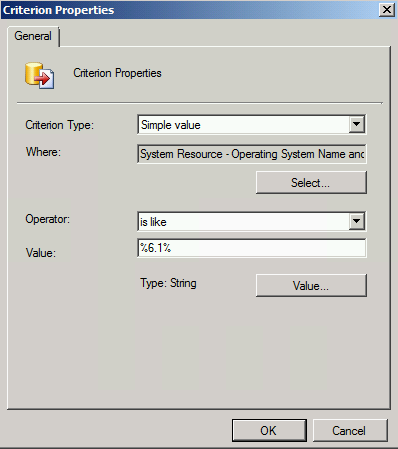 Create a limiting collection structure in SCCM 2012 3