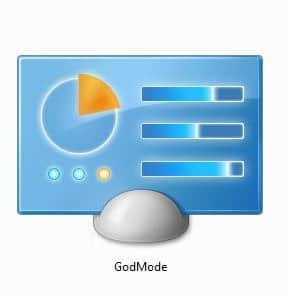 God Mode for Windows 8, 7 and Vista 8