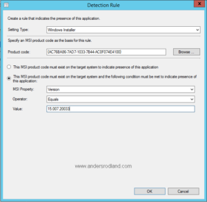 Deploy Acrobat Reader DC with SCCM