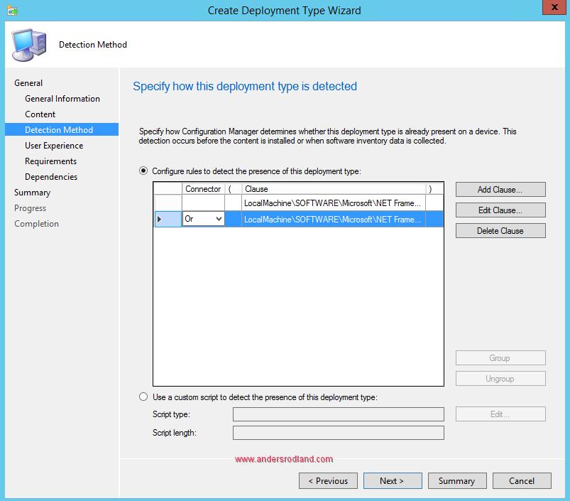 How to Deploy .NET Framework 4.6.2 with SCCM 8