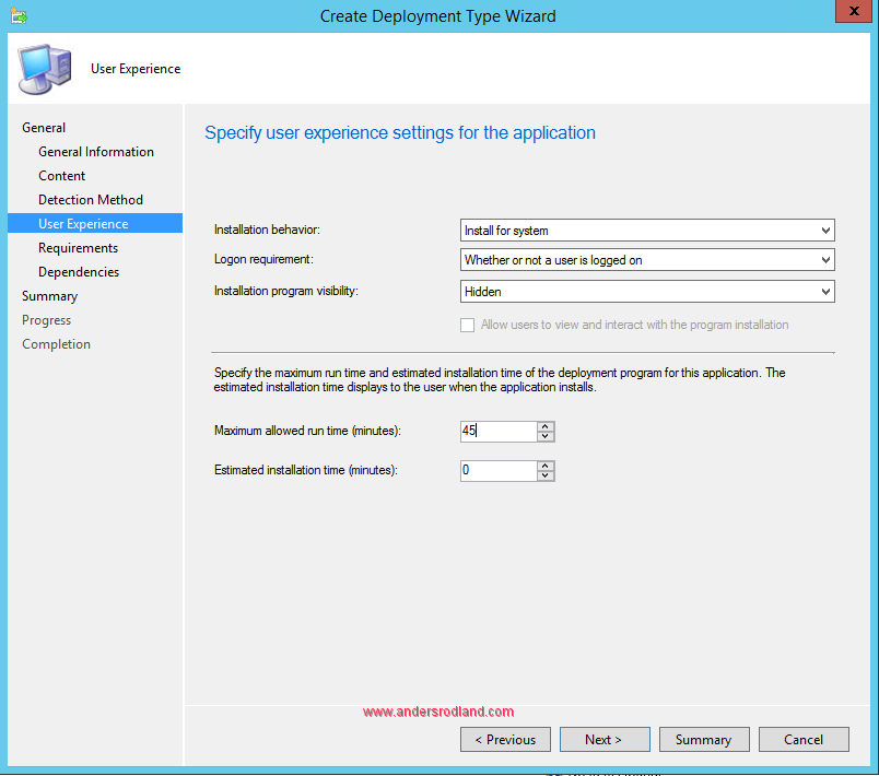 How to Deploy .NET Framework 4.6.2 with SCCM 9
