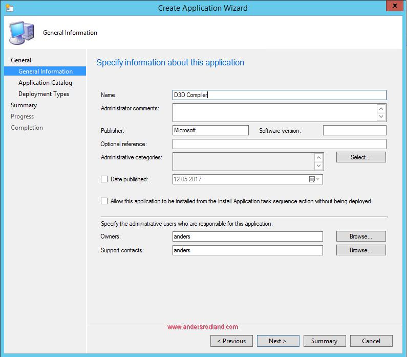 How to Deploy .NET Framework 4.7 With SCCM 2