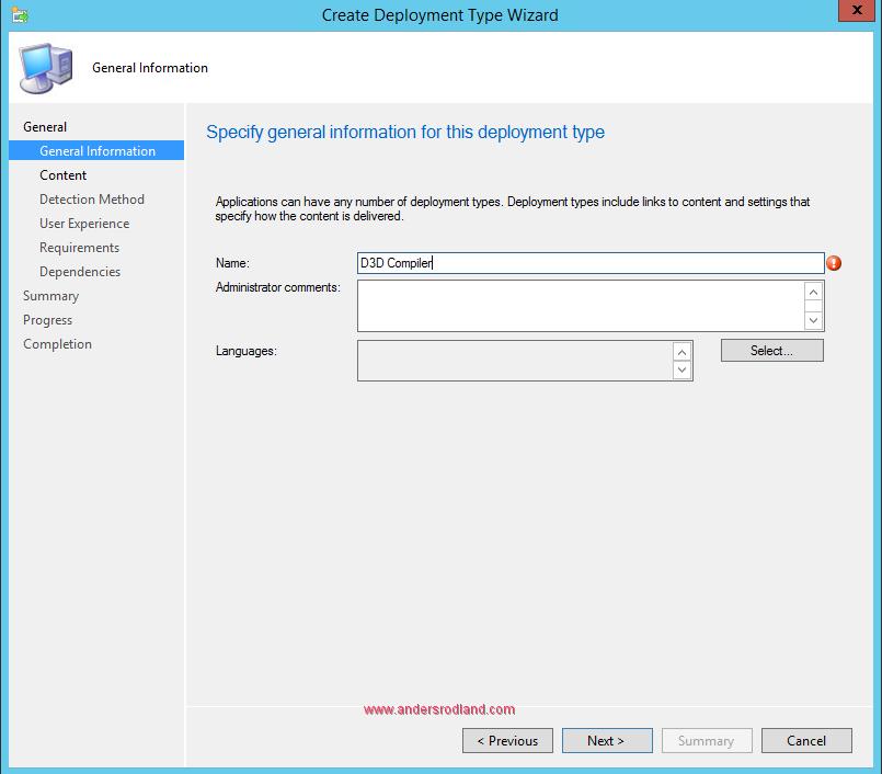 How to Deploy .NET Framework 4.7 With SCCM 4