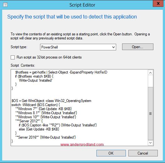 How to Deploy .NET Framework 4.7 With SCCM 7