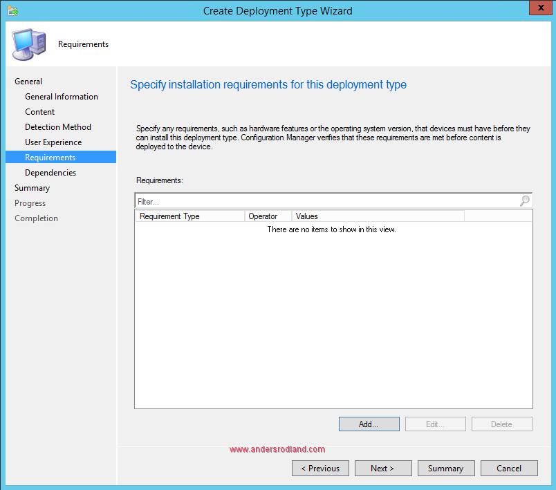 How to Deploy .NET Framework 4.7 With SCCM 9