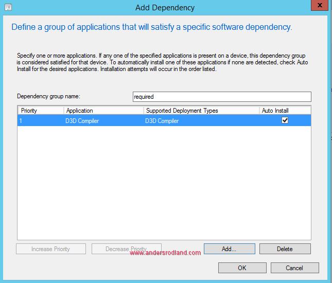 How to Deploy .NET Framework 4.7 With SCCM 14