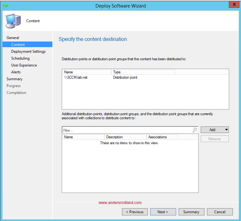 Deploy .NET Framework 4.7 ConfigMgr