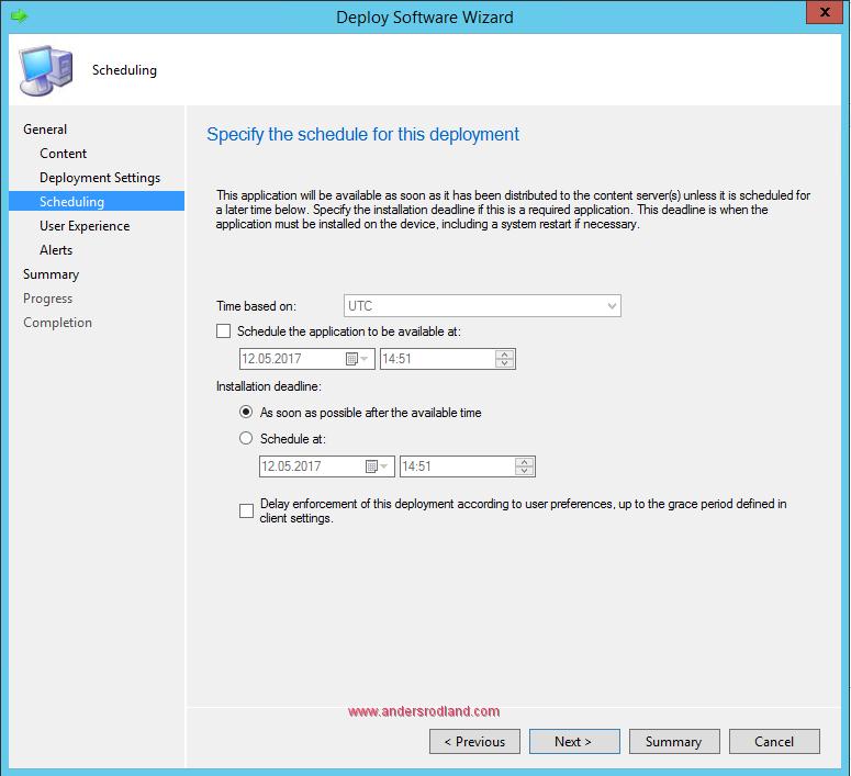 SCCM .NET Framework 4.7