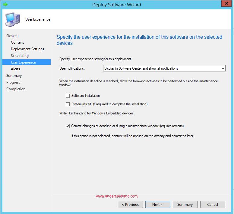 .NET Framework silent install