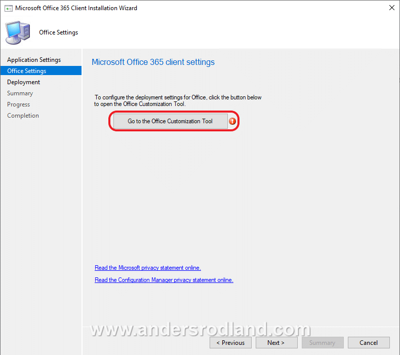 Install M365 Apps with MEMCM Installer - Step by Step 1